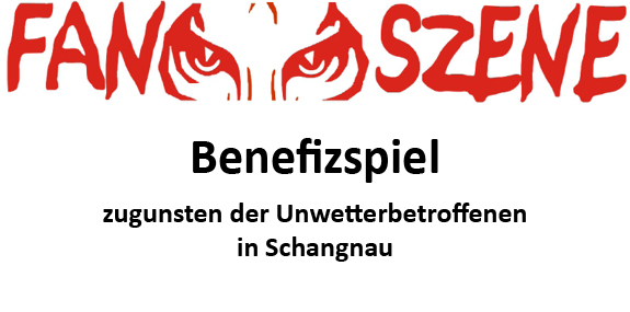 Benefizmatch SCL-Fanauswahl vs. EHC Bumbach
