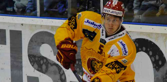 Matchbericht: Red Ice Martigny vs. SCL Tigers