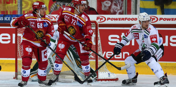 Cup 1/8-Final: SCL Tigers vs. EHC Olten