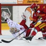 SCL Tigers vs. Lausanne HC