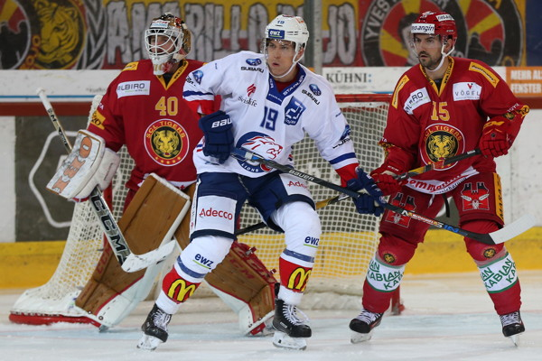 23.9.2016 - SCL Tigers vs. ZSC Lions